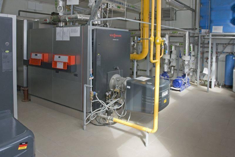 газовая блочно-модульная котельная на 12 мвт